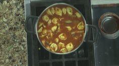 Tortellini Vegetable Soup Thursday, February 26, 2015