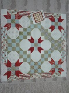 Cindy Lou Who, SChnibbles, pattern by Miss Rosie's Quilt Co.