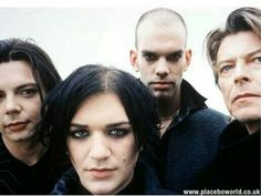 David Boowie and Placebo!