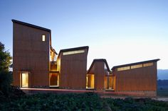 Museum of Handcraft Paper by Trace Architecture Office, Gaoligong, Yunnan Province, China.