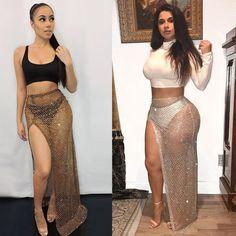 Women's Bikini Sequins Cover Up Beach Dress Mesh Hollow Out Club Party Skirt Long Maxi Skirts, Plus Size Maxi Dresses, Club Dresses, Plus Size Outfits, Long Dresses, Club Outfits For Women, Fashion Tips For Women, Ladies Fashion, Women's Fashion