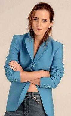 Emma Watson Updates — Emma Watson behind the scene of her Elle Uk...