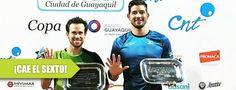 Siguen en plan grande la dupla de Miguel Reyes Varela y Marcelo Arévalo y está semana se adjudicaron su quinto título en el Challenger de Guayaquil. Mientras que en Barcelona , España Renata Zarazúa y la brasileña Luisa Stefani lograron coronarse en el ITF 25k de Sant Cugat.