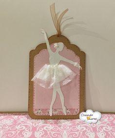 #Tag doble adornado con una hermosa bailarina!! #CreandoAmoresLive