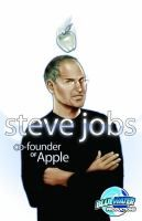 Steve Jobs: Co-Founder of Apple by C.W. Cooke, drawn by Chris Schmidt. He's a creator, an inventor, a genius. And he's the brains behind some of Apple's innovative, world-changing product. Learn the story behind the man, the legend of Steve Jobs.