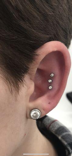 "12/"" PIERCING DECAL sticker shop barbell pierced tattoo parlor body mod"