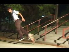 Skateboarder Breaks Board With Sphincter - http://DAILYSKATETUBE.COM/skateboarder-breaks-board-with-sphincter/ -   Kids, don't try this at home. Jonathan Perez is a trained professional. Pulling the pop fake and having you think he's trying the nollie heel nose, Jonathan ... - board, BREAKS, skateboarder, Sphincter