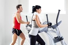 how to get a full body workout on the elliptical, more than just cardio & legs.  how to increase intensity on elliptical!