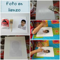 Tutorial Foto a Lienzo en castellano :)