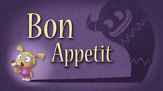 Bon Appetit is a story about a young girl who has her ice-cream stolen by a monster she meets in the park. Unexpectedly, the monster finds he has met his match… Spanish Class, Teaching Spanish, Print Name, Environmental Print, Halloween Gif, Monster S, Educational Videos, Inspirational Videos, Animation Film