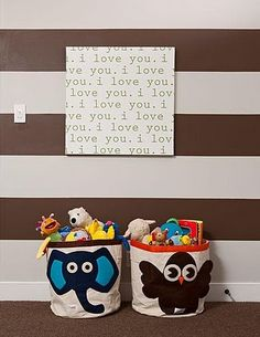 i need to make this canvas for the nursery