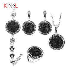 2016 NEW Black Broken Stone Wedding Jewelry Sets Earrings Ring For Women Unique Boho Silver Plated Engagement Jewelry Set  $17.99  https://rosalarsjewelry.com/products/2016-new-black-broken-stone-wedding-jewelry-sets-earrings-ring-for-women-unique-boho-silver-plated-engagement-jewelry-set-1?utm_campaign=outfy_sm_1496370790_464&utm_medium=socialmedia_post&utm_source=pinterest   #me #instacool #happy #love #fashionista #instagood #swag #fashionable #ootd #cool #beauty #smile #instafashion…