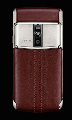 The New Signature Touch smartphone smartphone from British luxury phone brand Vertu