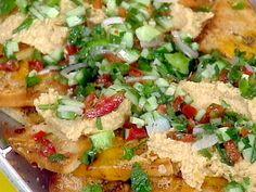 Naan-chos Recipe : Rachael Ray : Food Network - FoodNetwork.com
