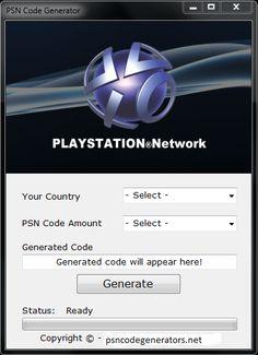 Free psn card codes that work 2017 | Free PSN Codes Generator and
