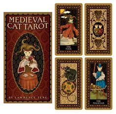 Medieval Cat Tarot Deck - Pace/Teng
