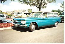 Chevrolet Corvair - Wikipedia, the free encyclopedia