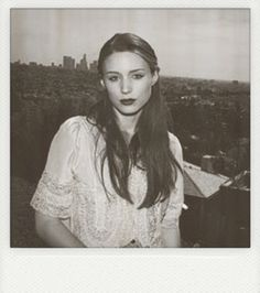 Rooney Mara [Polaroid Stars]
