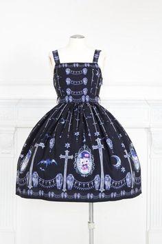 Royal Princess Alice x tama Dark Grave jsk