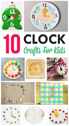 10 Fun Clock Crafts For Kids: here, Momjunction has listed ten interesting and engaging clock crafts for kids to help you do just that. Read on to find out more.