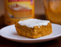 Sweet, spicy, moist pumpkin snack cake – a Fall staple recipe you will make again and again! This pumpkin cake's charm is in its simplicity. It's an everyday Fa