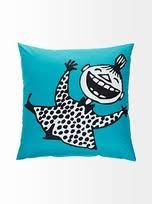 lilla my Tove Jansson, Moomin, Little My, Childhood, Cushions, Throw Pillows, Drawings, Illustration, Pictures