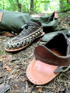 Great Sandals from Peto on Bushcraft UK