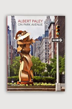 Title: Albert Paley On Park Avenue Author: Edited by Paolo Gribaudo with essay by Patterson Sims and forward by Gerald Peters Publisher: Silvana Editoriale, Italy 2013 Specs: x Hardcover
