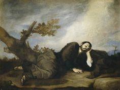 El Sueño de Jacob, José de Ribera - 1639 (Museo del Prado)