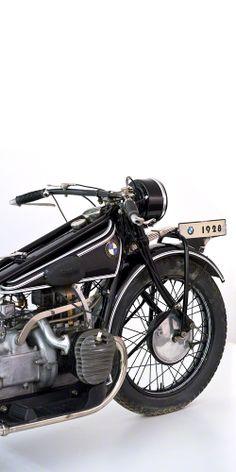 BMW R52, 1928