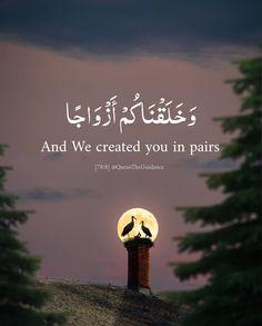 Islamic Posters, Islamic Phrases, Islamic Messages, Marriage Verses, Islam Marriage, Islam Beliefs, Islam Quran, Islam Hadith, Beautiful Quran Verses