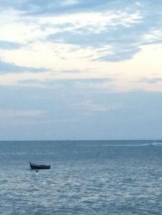 Entardecer em Praia do Forte. Bahia. Verão.