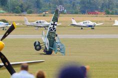 Crash at Dux