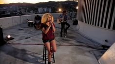"""""""Talk (Top Of The Tower)"""" by Tori Kelly"""