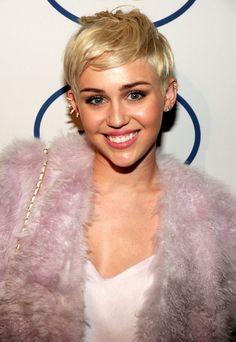 Miley Cyrus  - MarieClaire.com