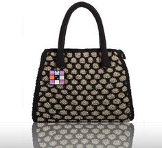 Handbags by Petra de Kruijf - Knitting-Design