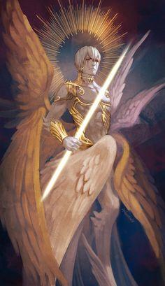 [Castlevania] Alucard by Athena-Erocith on DeviantArt Foto Fantasy, Dark Fantasy Art, Fantasy Artwork, Fantasy Character Design, Character Design Inspiration, Character Art, Fantasy Creatures, Mythical Creatures, Angel Warrior