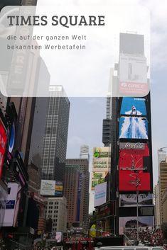 Wir haben uns an unserem ersten Tag gleich eine Wochenkarte für die U-Bahn zugelegt. Die New York Subway ist das günstigste und wahrscheinlich auf das schnellste Verkehrsmittel in New York City. Es gibt verschiedene Ticket Varianten. Einzelfahrten kosten $3. Außerdem ist es auch möglich die Metro Card mit einem Geldbetrag aufzuladen. Wir wollten mehrere Tage in New York verbringen und so holten wir uns eine Wochenkarte um nicht auf die einzelnen Fahrten achten zu müssen. Usa Roadtrip, Central Park, Empire State Building, New York City, Times Square, U Bahn, Nyc, Usa News, San Diego