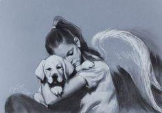 Kup teraz na allegro.pl za 100,00 zł - Klavdio _____ PSIE SERCE _______  obraz anioł pies (6006007409). Allegro.pl - Radość zakupów i bezpieczeństwo dzięki Programowi Ochrony Kupujących!