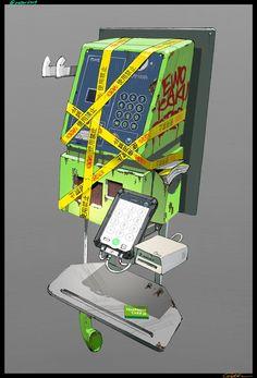 http://www.spoon-tamago.com/2018/05/13/illustrations-of-imaginary-cyberpunk-gadgets/