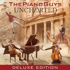 Uncharted (Deluxe Edition) -   The Piano Guys , tylko w empik.com: 59,99 zł. Przeczytaj recenzję Uncharted (Deluxe Edition). Zamów dostawę do dowolnego salonu i zapłać przy odbiorze!