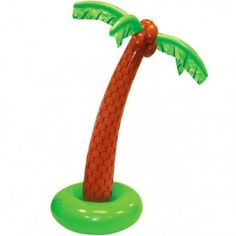 Inflatable Palm Tree - 6ft Tall - Pirate / Tropical Party Ideas