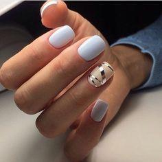 Decora tus uñas de acuerdo a tus gustos #Nails #Mani