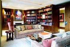 Luxury Penthouse Apartment, London | Keech Green - Architectural Interiors! Interior design ideas Best interior designers Modern living room #homedecorideas #modernsofas #luxuryinteriordesign Find more in: https://www.brabbu.com/en/inspiration-and-ideas/