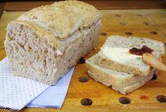 Pan de nueces (terriblemente tierno)