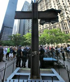 Atheist Organization Sets Its Sights on WTC Cross - Museums, beware: The atheists want to censor your collections.