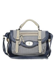 New Look Stripe Shivvy Satchel