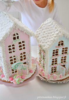 Gingerbread house/Pitsinauhaa