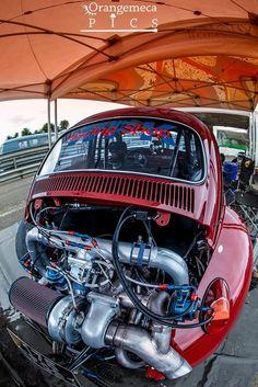 Vw Cars, Porsche Cars, Volkswagen, Vw Turbo, Vw Baja Bug, Vw Engine, Vw Beetles, Drag Racing, Cool Cars