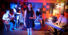 Indigo is a jazz band fronted by female vocals and backed by some very experienced musicians.  The band are based in Manchester but are willing to travel all over the UK. Equally at home in a jazz club or restaurant right through to functions and weddings and corporate events.